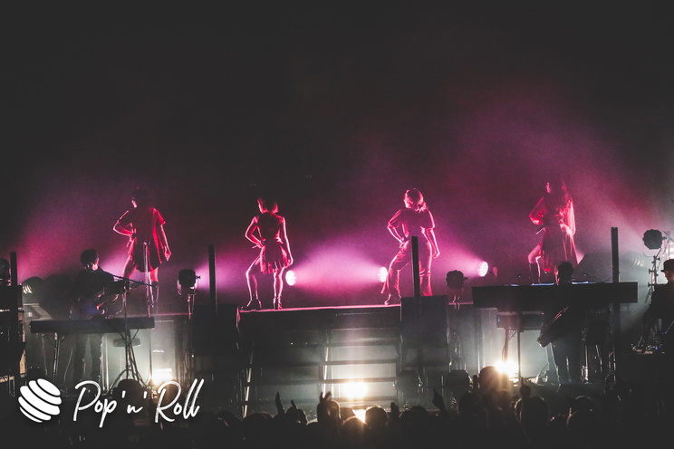 フィロソフィーのダンス<Glamorous 4 Tour>ファイナル公演|12月17日(火)新木場STUDIO COAST
