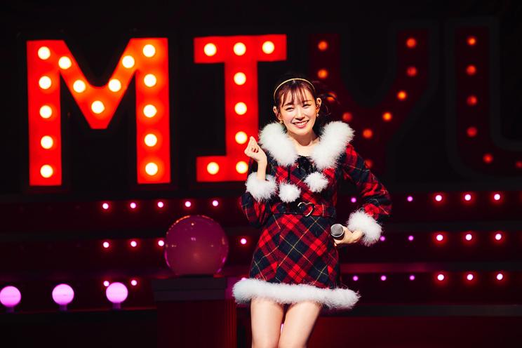 <Miyuki Watanabe Christmas Premium Live 2019>恵比寿ザ・ガーデンホール(2019年12月25日)