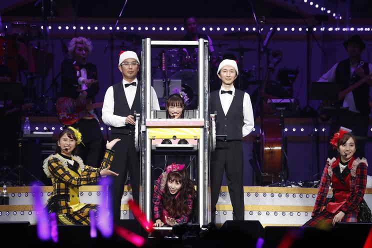 <ももいろクリスマス2019 〜冬空のミラーボール〜>さいたまスーパーアリーナ(2019年12月25日)