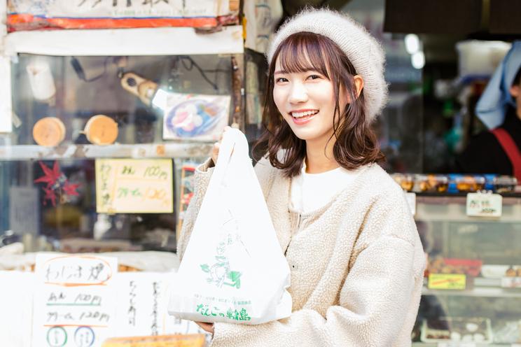 江嶋綾恵梨(26時のマスカレイド)|国分寺『だんごの輪島』