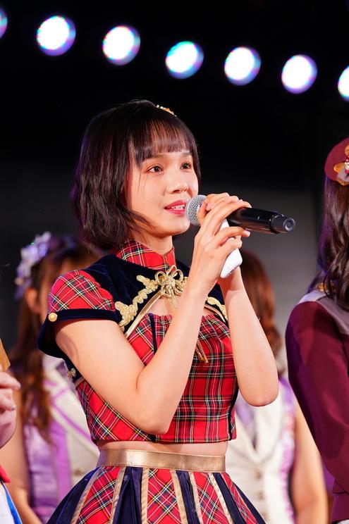 リュウネン(AKB48 Team SH)©AKS