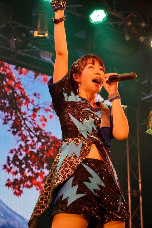 <アップアップガールズ(仮) 5 to the 5th Power ~HAPPY end of year~>赤羽ReNY alpha(2019年12月28日)