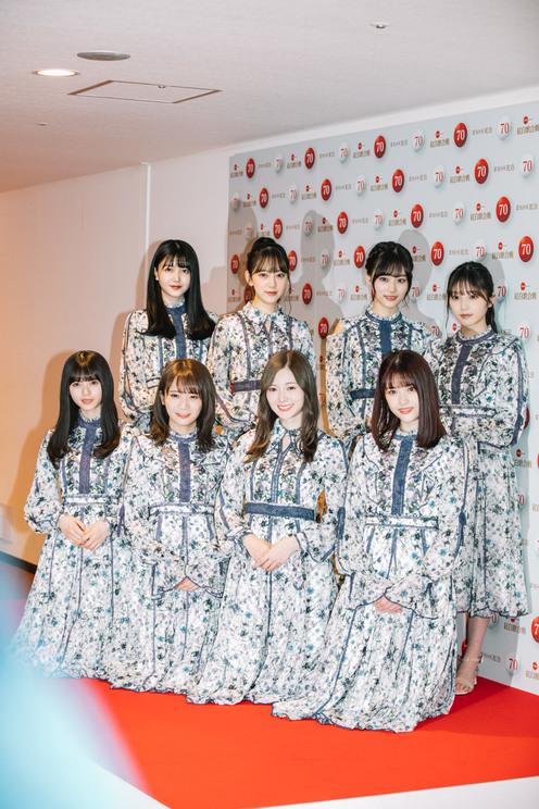 乃木坂46『第70回NHK紅白歌合戦』リハーサルフォトセッション