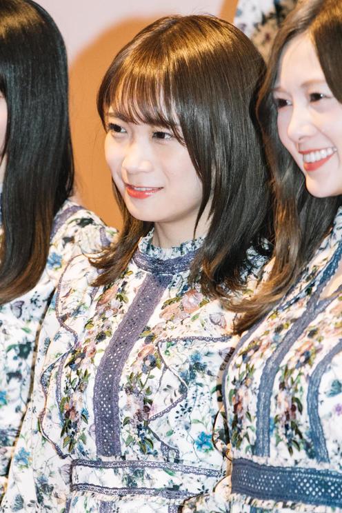 秋元真夏『第70回NHK紅白歌合戦』リハーサルフォトセッション