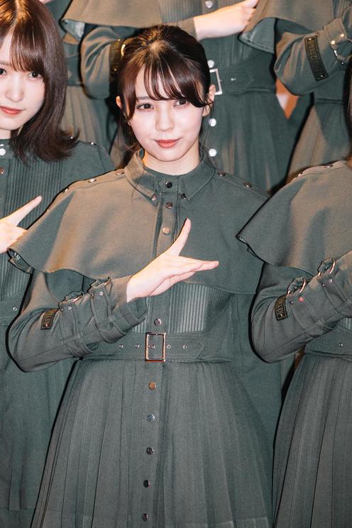 小林由依『第70回NHK紅白歌合戦』フォトセッション