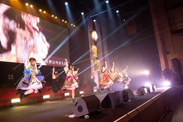 <LINE CUBE SHIBUYA de まねきケチャ>LINE CUBE SHIBUYA(2020年1月4日)