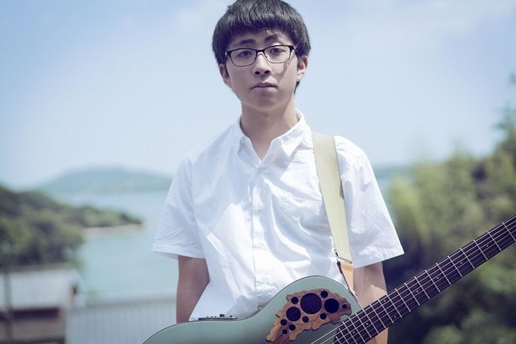シンガーソングライター、崎山蒼志