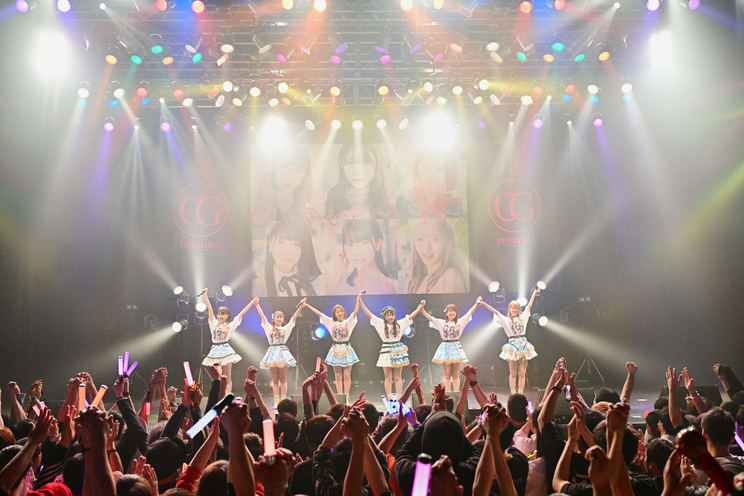 <新生CoverGirls 2ndワンマンLIVE -未来は僕らの手の中に->TSUTAYA O-EAST(2020年1月6日)