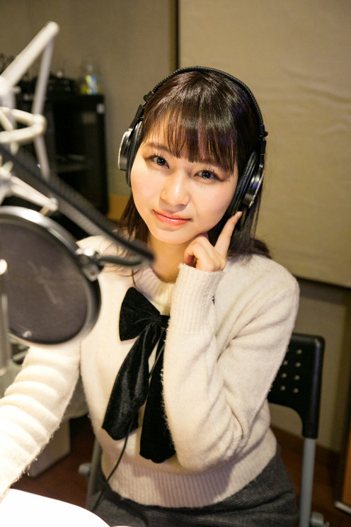 大場花菜(=LOVE)Rakuten Musicオフィシャル番組『朗読女子』