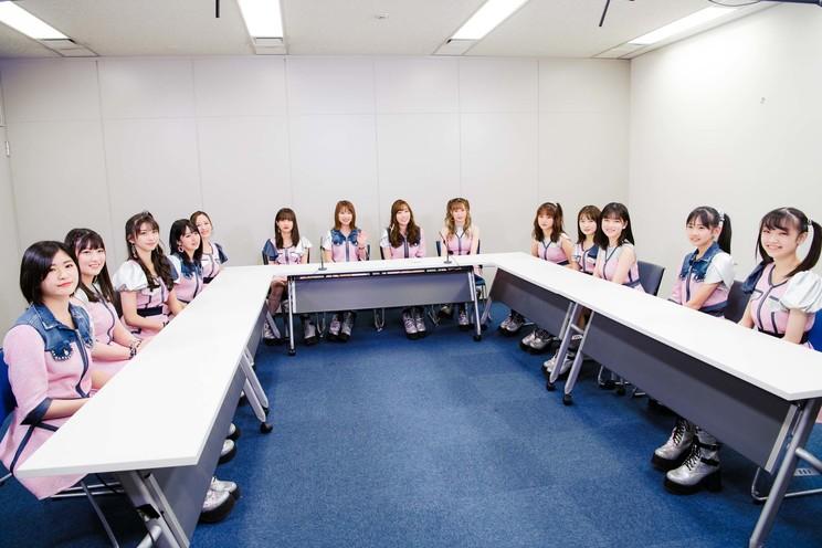 『KOKOROをさらけ出せ!モーニング娘。'20緊急会議』 photo by 曽我美芽