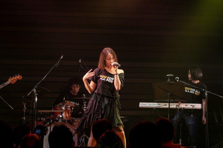 <YOU KIKKAWA NEW YEAR LIVE ~ LOVE 2020 ~>ヤマハ銀座スタジオ(2020年1月13日)