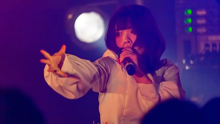 朝ぼらけの紅色は未だ君のうちに壊れずにいる<初夢>渋谷aube(2020年1月13日)