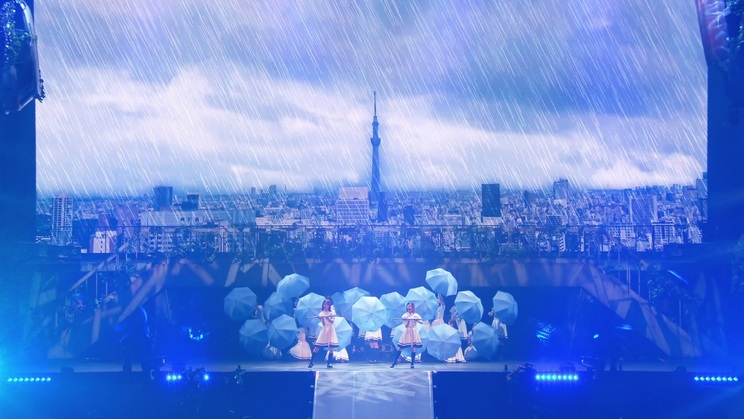 『欅坂46 LIVE at 東京ドーム ~ARENA TOUR 2019 FINAL~』ダイジェスト映像より