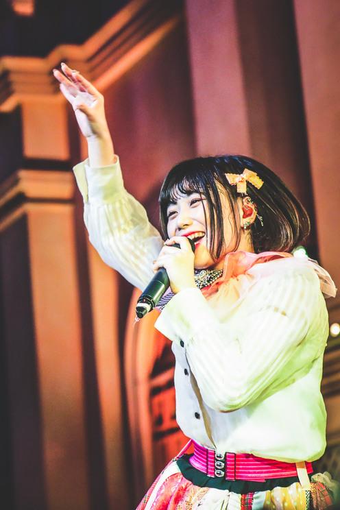 小山ひな<神宿ニューアルバム『kamiyado complete best 2018-2019』発売記念イベント>お台場ヴィーナスフォート教会広場(2020年1月17日)