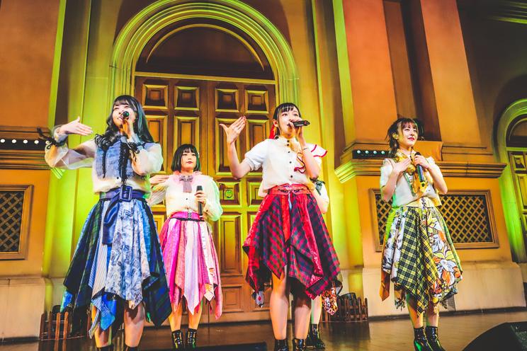 <神宿ニューアルバム『kamiyado complete best 2018-2019』発売記念イベント>お台場ヴィーナスフォート教会広場(2020年1月17日)