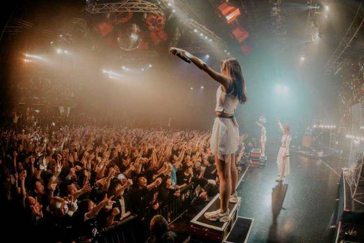 <PassCode CLARITY Plus Tour19-20 Final at STUDIO COAST 2DAYS>スタジオコースト(2020年1月12日、13日)