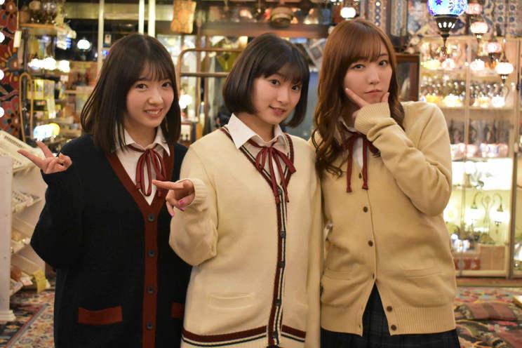 『ハロプロ!TOKYO散歩』|山岸理子(つばきファクトリー)、宮本佳林(Juice=Juice)、譜久村聖(モーニング娘。'20)