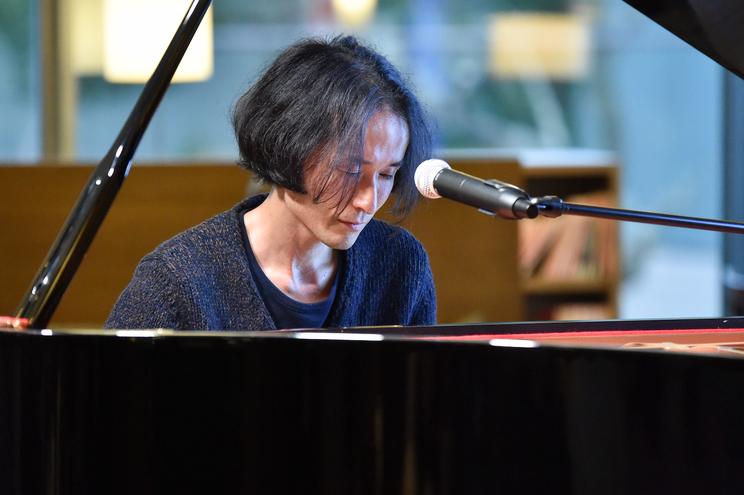 <映画『静かな雨』 スペシャルライヴ&トークイベント>代官山Session(2020年1月19日)