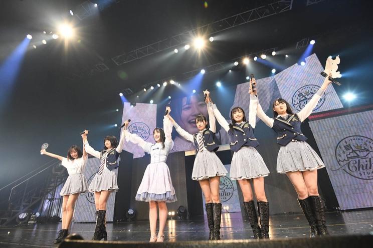 <STU48 石田千穂ソロコンサート〜いえっ!に帰るまでがちほコンです。〜>TOKYO DOME CITY HALL(2020年1月24日)