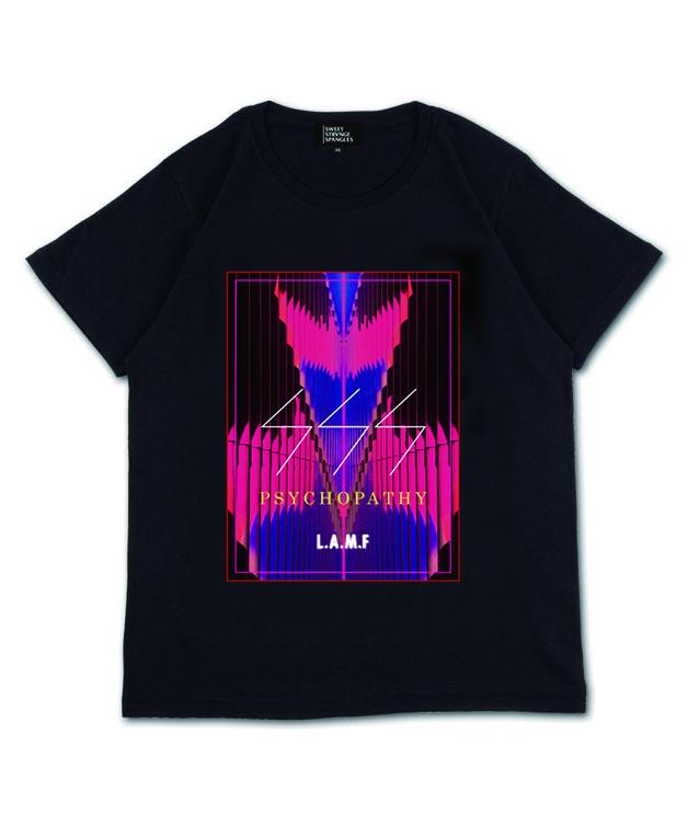 『SWEET STRANGE SPANGLES』×XTEEN Tシャツ
