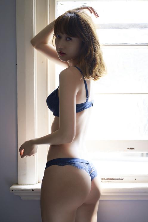 (C)週刊プレイボーイ/集英社 (C)熊谷貫
