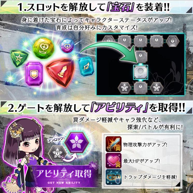 『乃木坂46・欅坂46・日向坂46 公認RPG ザンビ THE GAME』