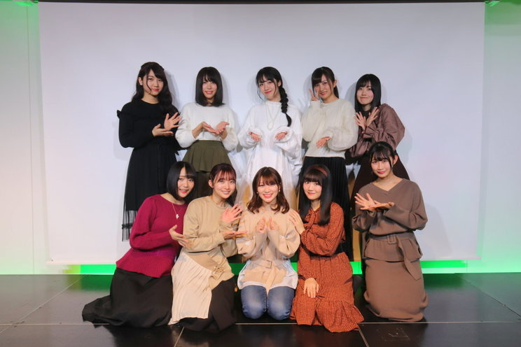 SUPER☆GiRLS<坂林佳奈 23歳 生誕祭>品川J-SQUARE(2020年1月31日)