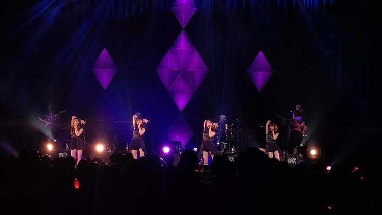<GIGS at AKASAKA~TOKYO GIRLS' BAND STYLE~(第一夜)>マイナビBLITZ赤坂(2020年2月1日)