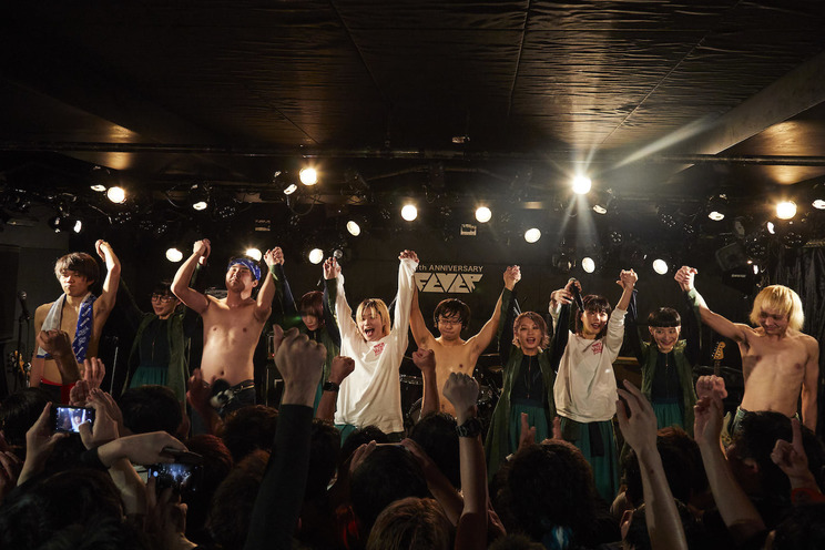 <THAT is YOUTH!!!!FES>新代田fever(2020年2月4日)