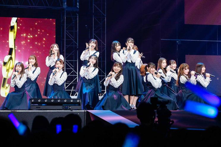 <日向坂46×DASADA LIVE&FASHION SHOW>横浜アリーナ(2020年2月4日、5日)