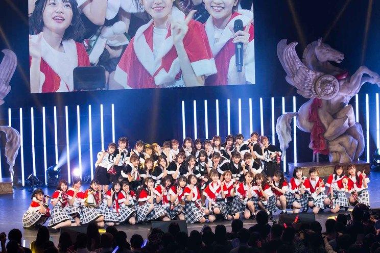 <ラストアイドル2周年記念クリスマスコンサート>より