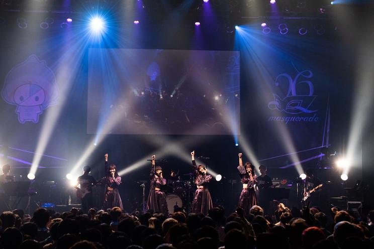 26時のマスカレイド<2月6日のマスカレイド~今宵はバンドで踊りましょ?~vol.2>マイナビBLITZ赤坂(2020年2月6日)