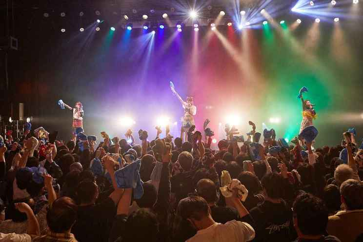 <ONEPIXCEL ONEMAN LIVE2020「Ride on Time」~Three Two One Action!!!>神田明神ホール(2020年2月9日)