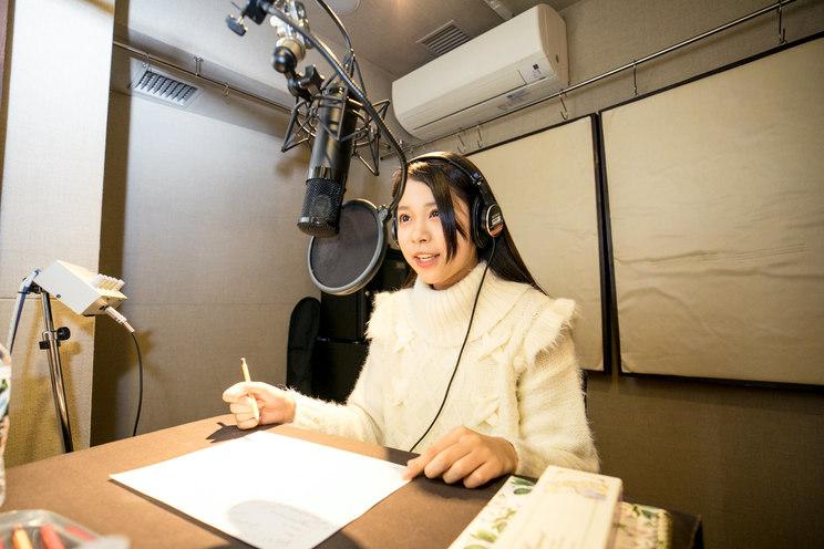 梨央(【P-school】)Rakuten Musicオフィシャル番組『朗読女子』
