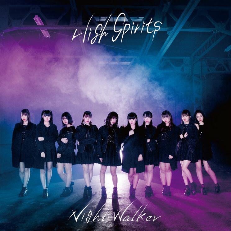2ndシングル「Night Walker」Type A