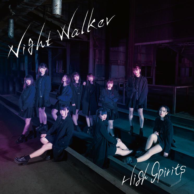 2ndシングル「Night Walker」Type B