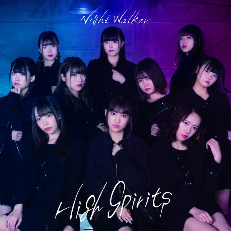 2ndシングル「Night Walker」Type E