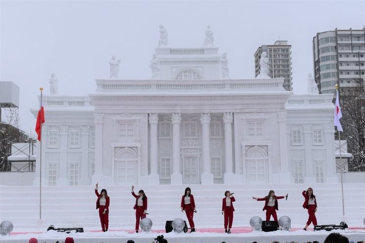 <第71回さっぽろ雪まつり>(2月10日、11日)