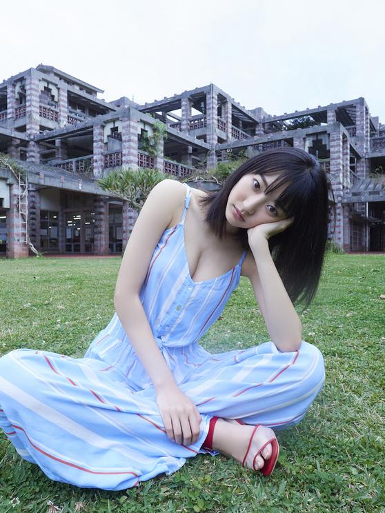 武田玲奈3rdフォトブック『タビレナtrip3』(東京ニュース通信社刊)