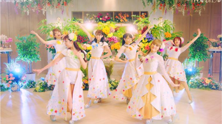 「ハピラキ☆Dream Carnival」MVより