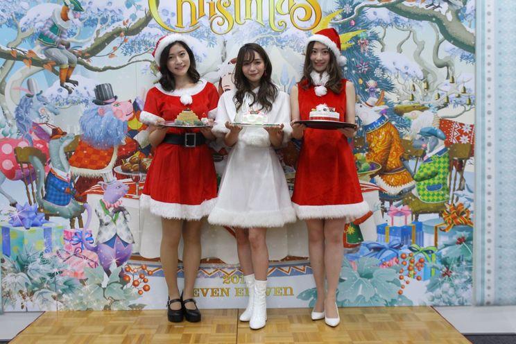 <2018年クリスマスケーキ試食会>より