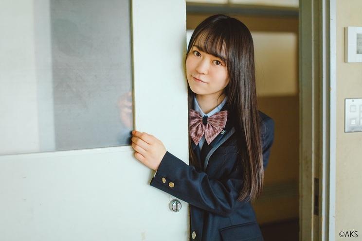 AKB48 西川怜(文理開成高校 新制服)