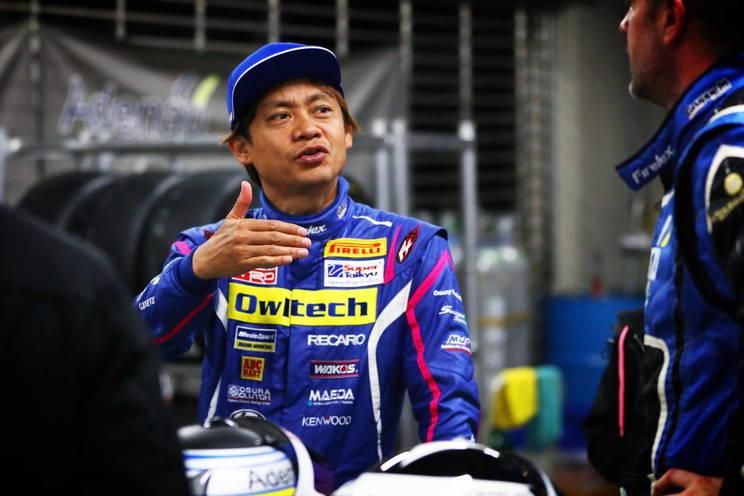 レーシングドライバー・レーシングチーム監督:脇阪寿