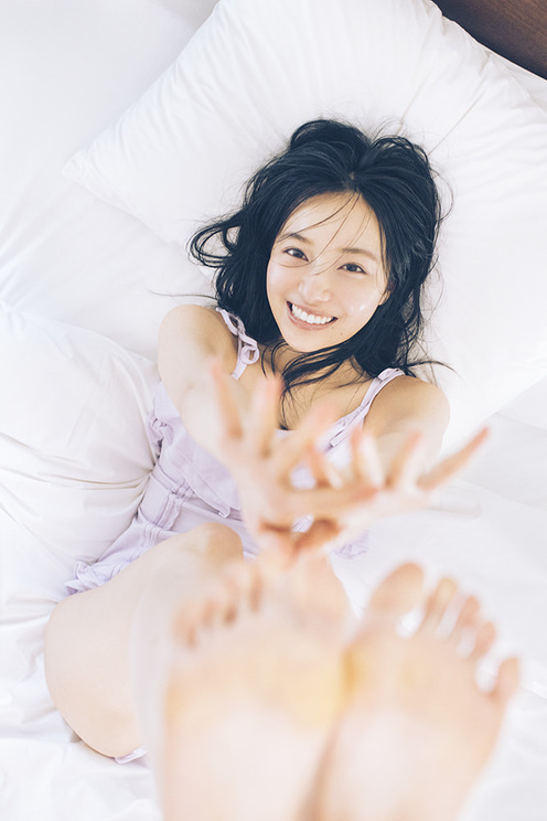 NMB48 村瀬紗英1st写真集先行カット