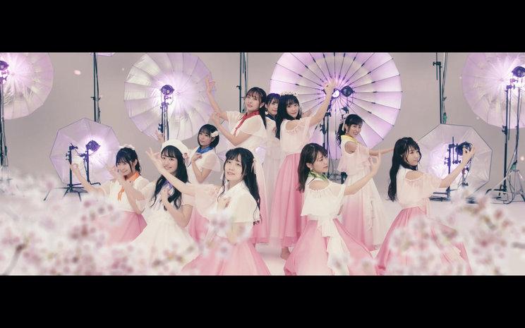 SUPER☆GiRLS 24thシングル「忘れ桜」MVより