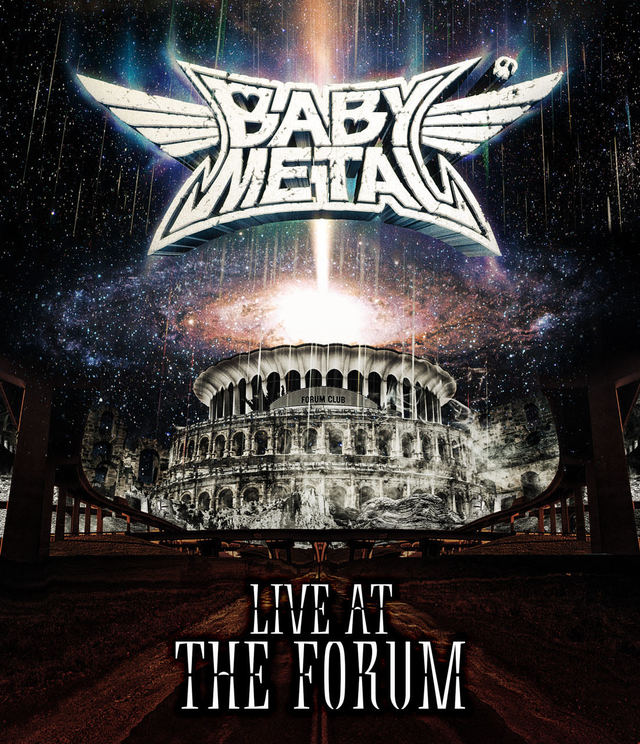『LIVE AT THE FORUM』Blu-ray
