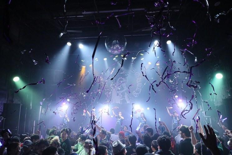 アンダービースティー<神谷美緒生誕祭> 渋谷club asia(2020年3月12日)