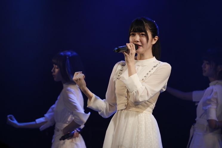 真っ白なキャンバス<メジャーデビュー記念 SPECIAL YouTube LIVE>代官山UNIT(2020年3月18日)