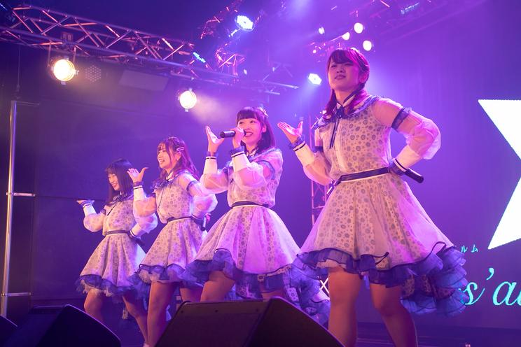 Ars'alum<4組同時デビューライブ>赤羽ReNY alpha(2020年3月19日)