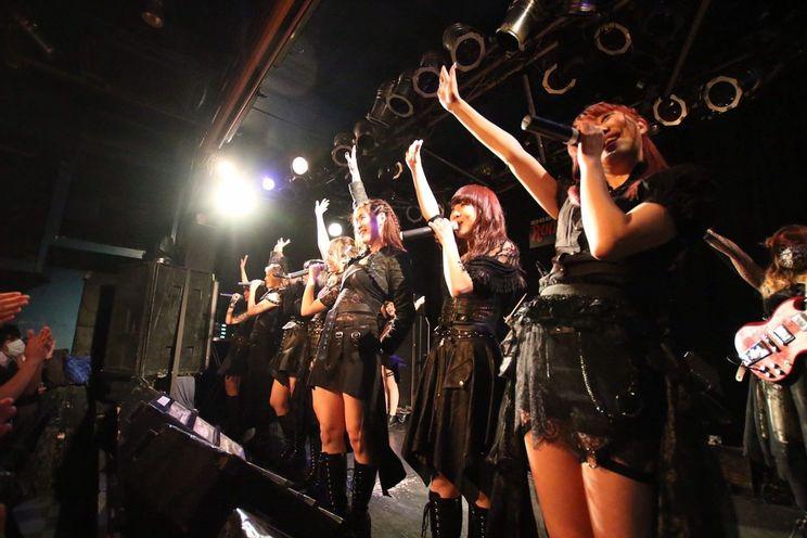 <NEXT-Girl's ONE in RUIDO K2>渋谷RUIDO K2(2020年3月21日)